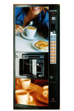 Lugarno instant Coffee Machine